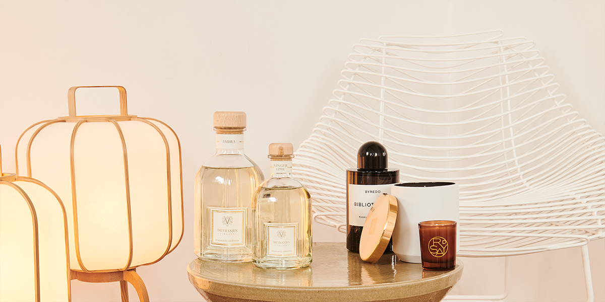 How to create a new scent at home