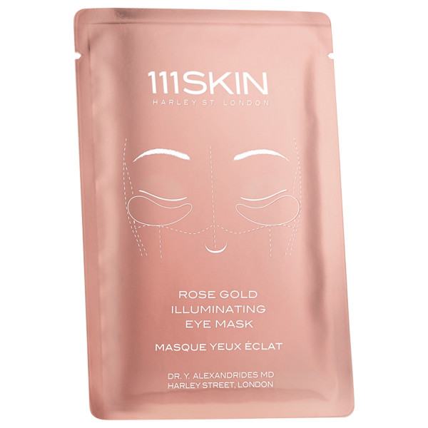 Rose Gold Illuminating Eye Mask