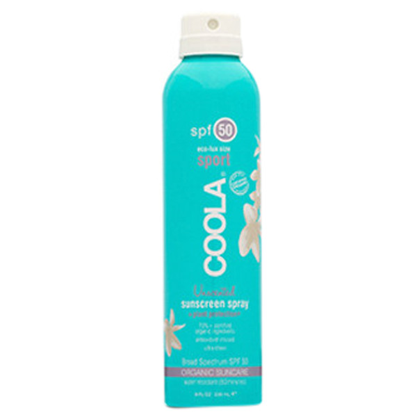 Eco-Luxe Body Unscented Spray SPF 50
