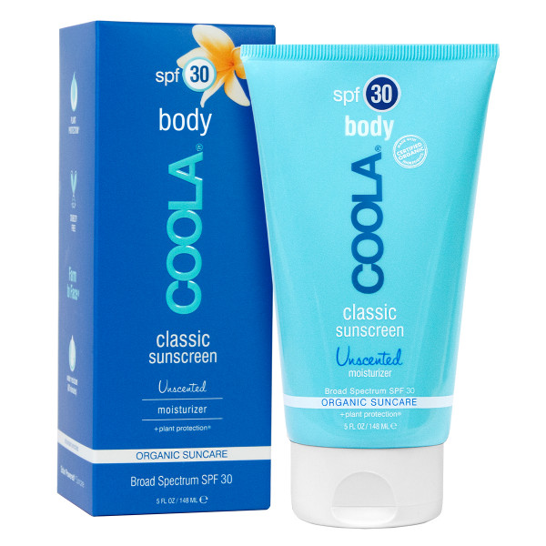 Classic Body Sunscreen Unscented SPF 30