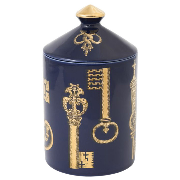 Scented Candle Chiavi Gold