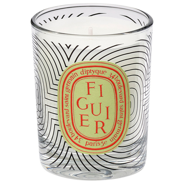 Figuier Dancing Ovals Scented Candle