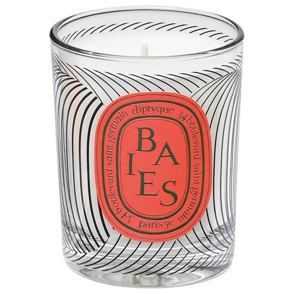 Baies Dancing Ovals Scented Candle