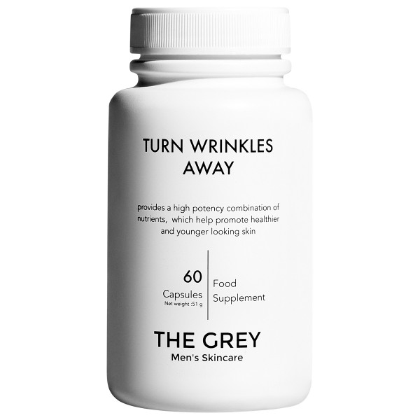 Turn Wrinkles Away 60 Capsules