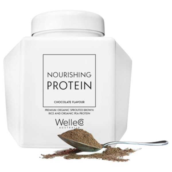 Nourishing Protein Chocolate Caddy