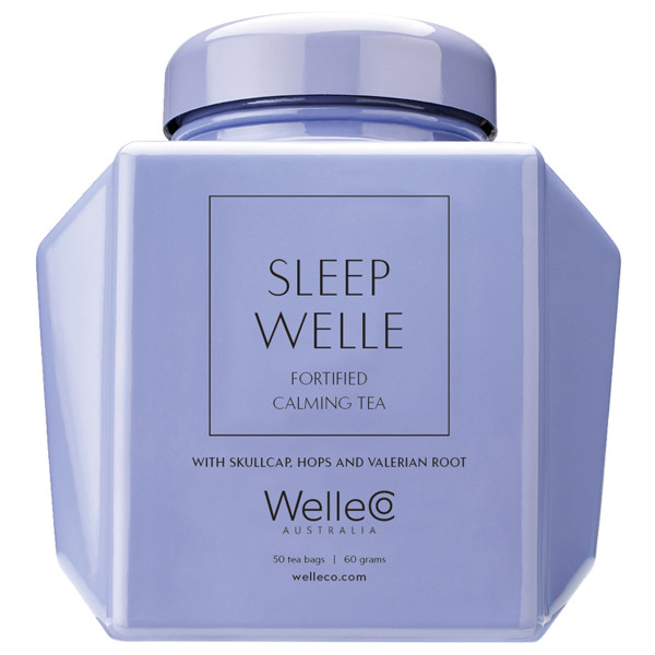 Sleep Welle Calming Tea Caddy