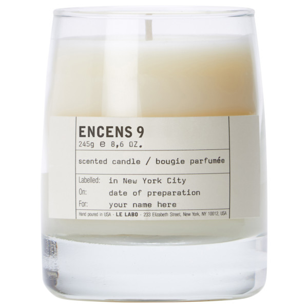 Encens 9 Classic Candle