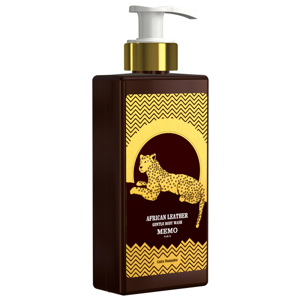 Body wash African Leather