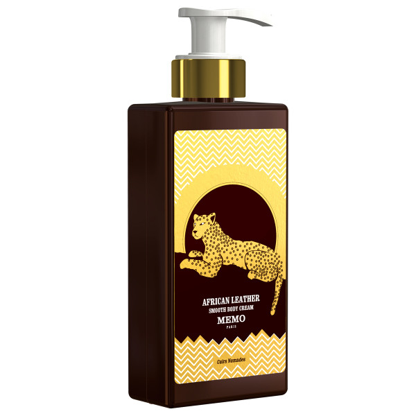 Body cream African Leather