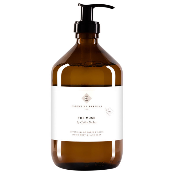 The Musc Hand and Body Soap