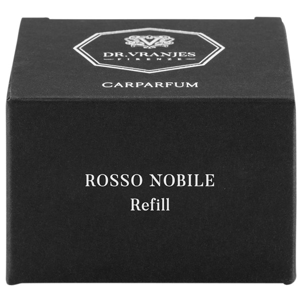 Car Perfume Scented Refill Rosso Nobile