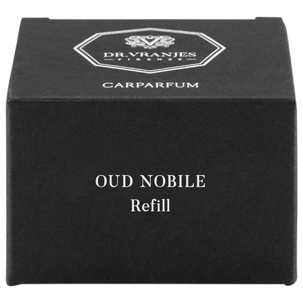 Car Perfume Scented Refill Oud Nobile