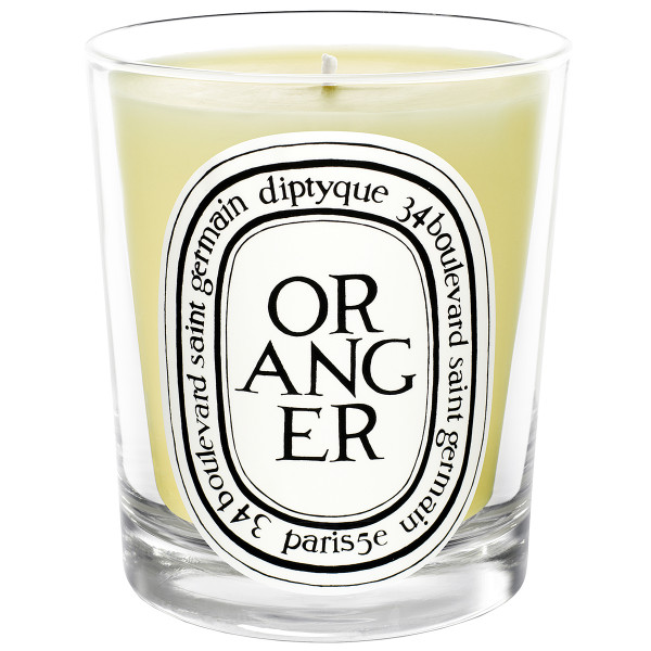 Scented Candle Oranger