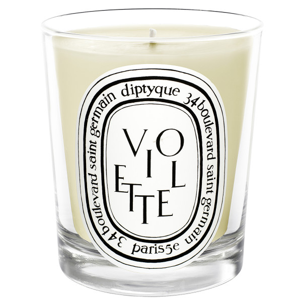 Violette Scented Candle