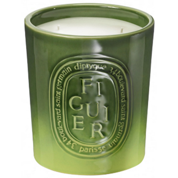 Giant Scented Candle Figuier