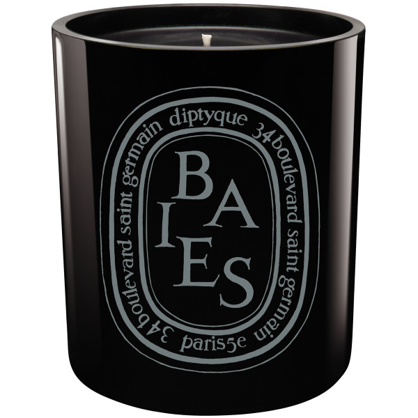 Baies Colored Scented Candle