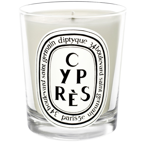 Cypres Scented Candle