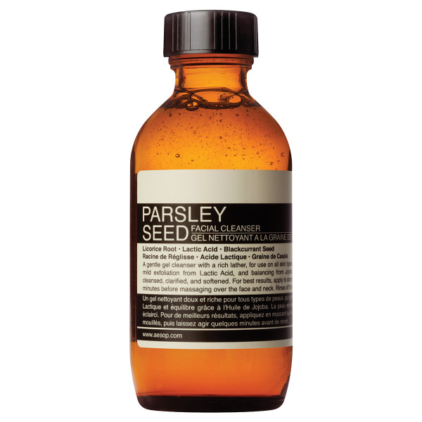 Parsley Seed Facial Cleanser Travel