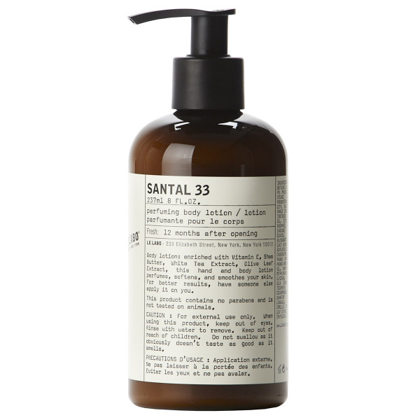 Santal 33 Body Lotion
