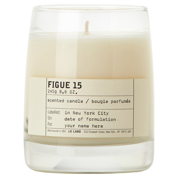 Figue 15 Classic Candle