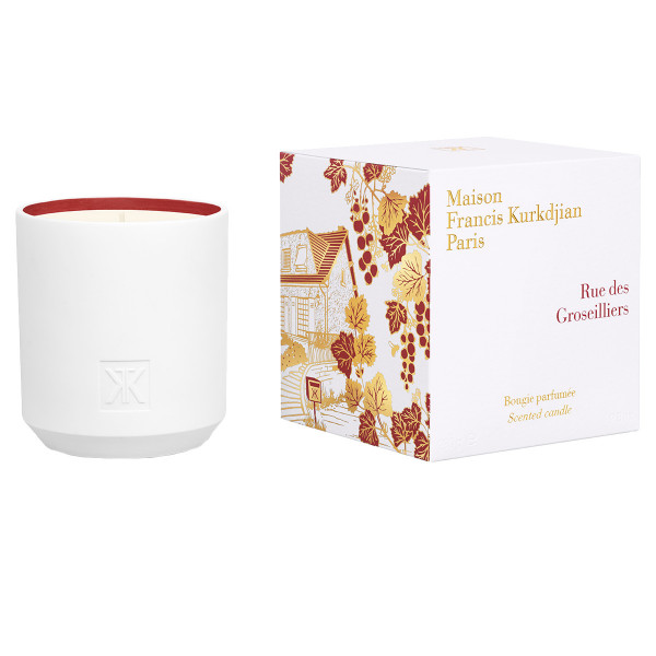 Rue des Groseilliers Scented Candle