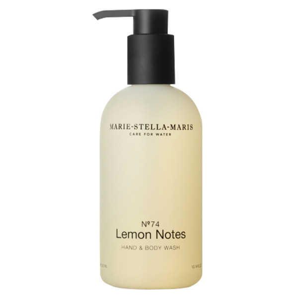 Hand and Body Wash Lemon Notes