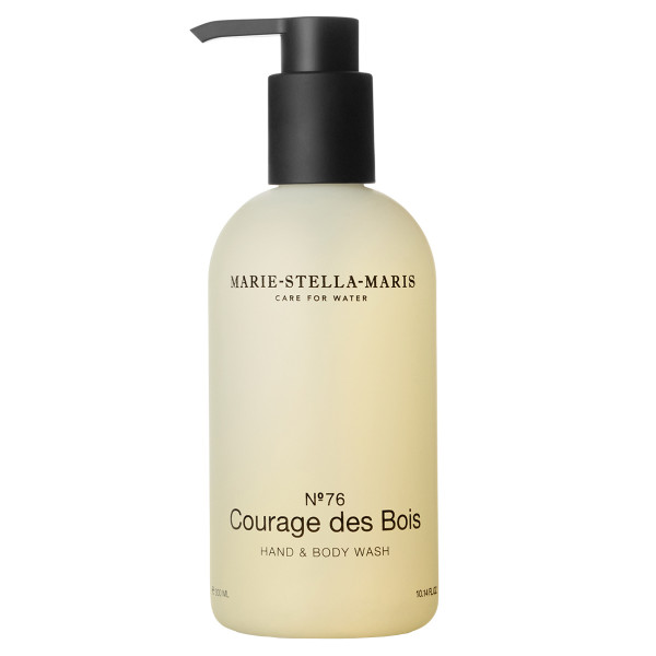 Hand and Body Wash Courage des Bois