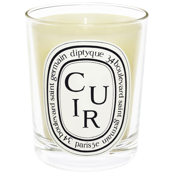 Cuir Scented Candle