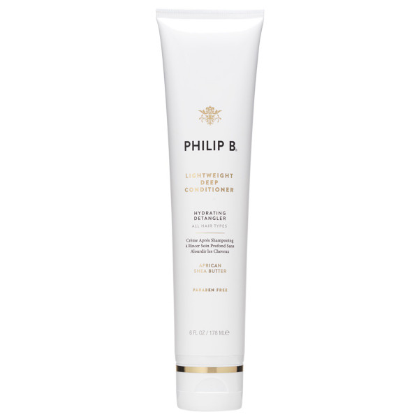 Light Weight Deep-Conditioning Crème Rinse Paraben Free
