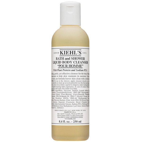 Bath and Shower Liquid Body Cleanser For Men
